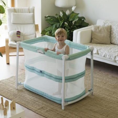 Кровать-манеж Chicco Zip & Go