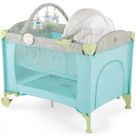 Кровать-манеж Happy Baby Lagoon V2