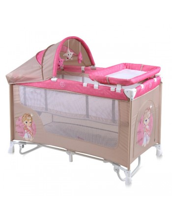 Манеж Lorelli Nanny 2 plus rocker