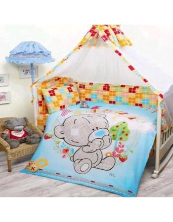 Комплект постельного белья Teddy baby малыш
