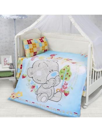 Комплект постельного белья Teddy малыш