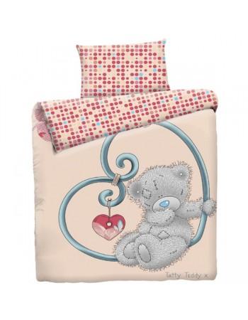 Комплект постельного белья Teddy on heart