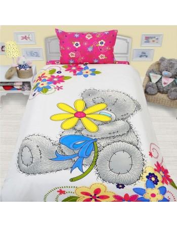 Комплект постельного белья Teddy с ромашкой