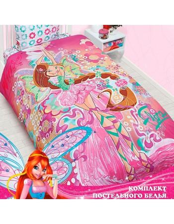 Комплект постельного белья Winx Flora 2013