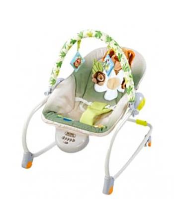 Кресло-качалка с музыкой и вибрацией 100957823 S+S