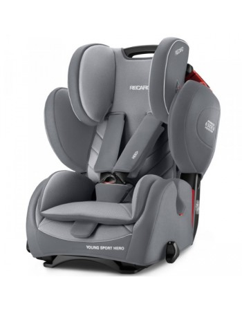 Автокресло Recaro Young Sport hero  9-36 кг