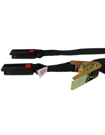 Система крепления детского автокресла PowerFix isofix-latch замок isofix+рэтчет PB-003