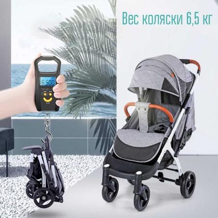 Коляска прогулочная YOYA Plus MAX 2021 minni (рама черная)