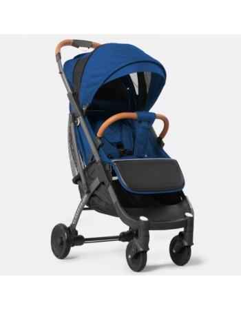 Коляска прогулочная YOYA Plus Pro 2020 синий (рама черная)