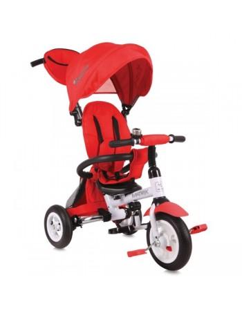 Велосипед трехколесный Lorelli Matrix надувные колеса