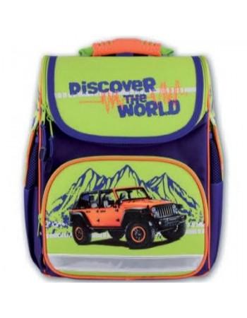 Ранец школьный Джип и горы